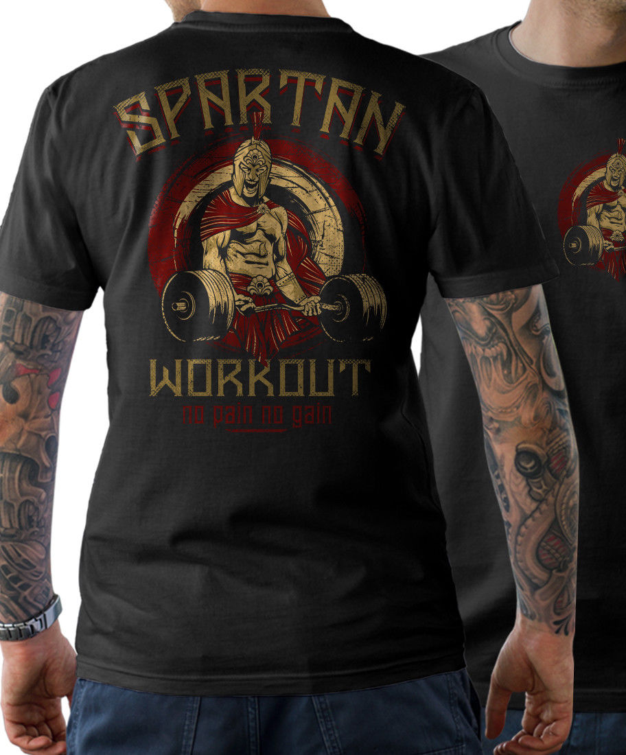 PAIN /& PRIDE MENS BODYBUILDING GYM MOTIVATION GOKU T-Shirt MMA WORKOUT TOP