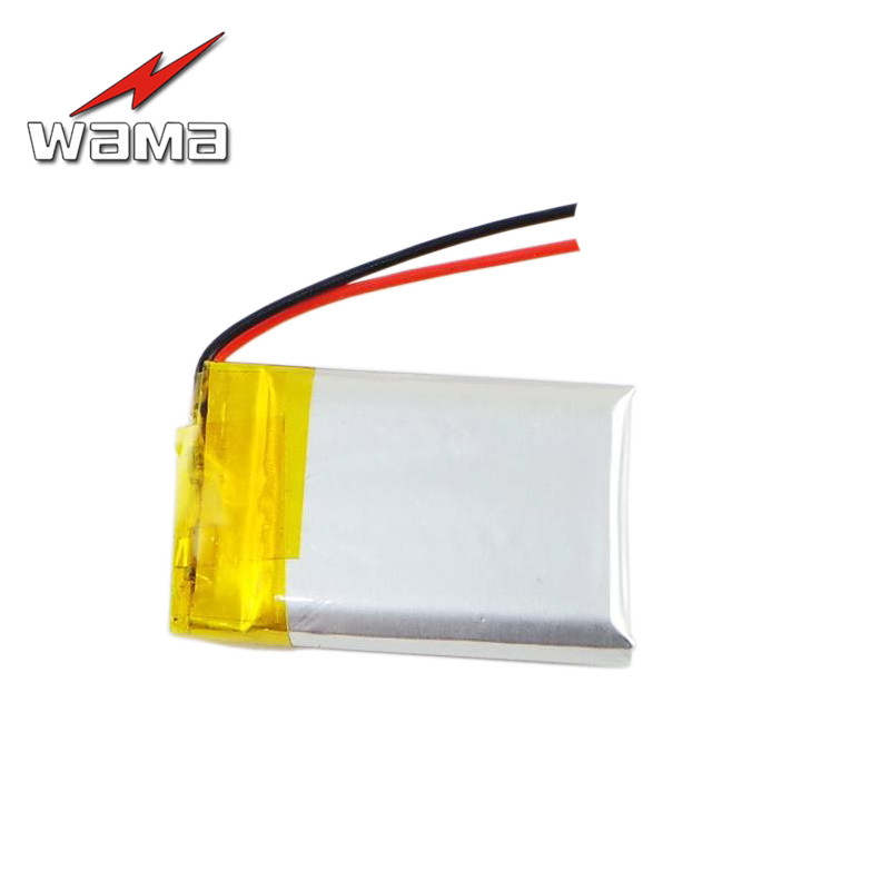 4x Wama <font><b>602030</b></font> 300mAh Li-Polymer 3.7V Rechargeable Batteries for SYMA X4 X11 Udirc Remote Controlled Helicopter Game Toys image