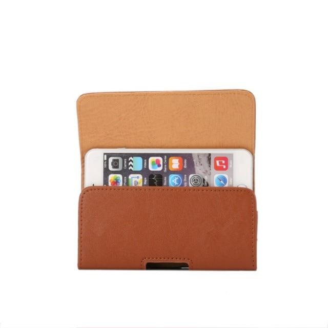 Belt Clip PU Leather Waist Holder Flip Cover Pouch Case for BLU Studio J5/G2 HD/G2/G HD LTE/Touch/M/C 8+8/Selfie 2/X 5 5 Inch