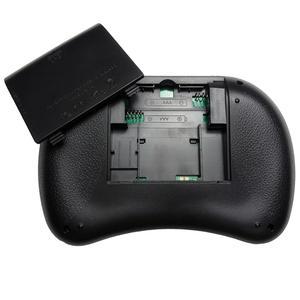 Image 3 - Teclado inalámbrico Mini i8 ruso, letras en inglés y hebreo, ratón remoto, Touchpad para Android TV Box Notebook Tablet Pc