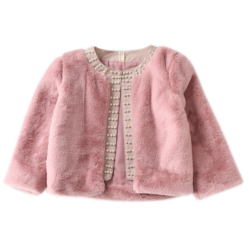Abrigo para niñas Otoño Invierno abrigos para niños chaqueta para niñas