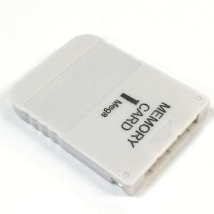 Image 5 - 1 mb profissional adaptador plug armazenamento gaming alta velocidade mini módulo de cartão de memória durável salvar dados para ps1