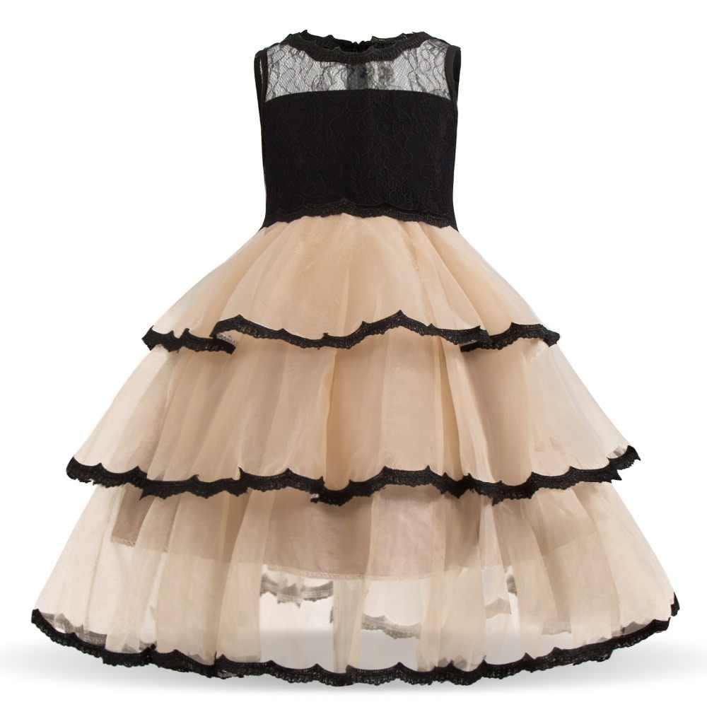 Нарядное платье для девочек, праздничные платья для маленьких девочек на день рождения, свадьбу, платье-пачка принцессы, детская одежда, детская одежда для девочек, Vestido