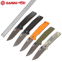 Ganzo Firebird FB7603 Super Folding knife 440C Blade G10 Handle Hunting Camping Survival Tactical Utility Firebird EDC knives
