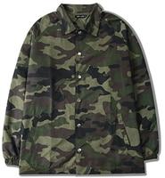 2018 Spring Autumn Mens Casual Camouflage Coaches Jacket Waterproof Windbreaker Coat Male Outwear On Sale Plus