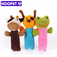 HOOPET Newly Design Dog Toy Chew Toy Lovely Playing Toy Sounded Toy Pet Products One Piece