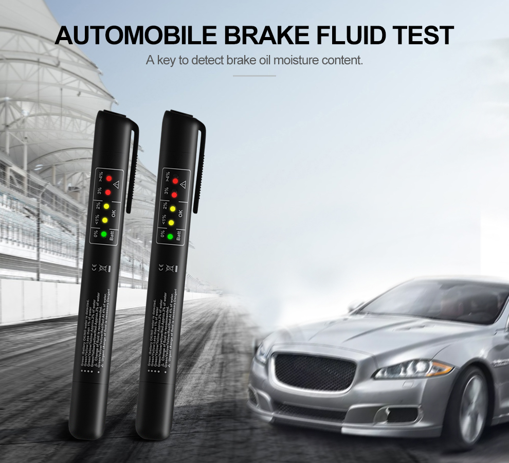 Car-Brake-Fluid-Tester Vehicle Diagnostic Testing Mini-Pen Check-Fluid Automotive