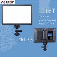 Viltrox Mini LED Video Light Photo Lighting On Camera Hotshoe Dimmable LED Lamp For Canon Nikon