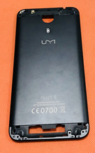 Original Protective Battery Case Cover for UMIDIGI UMI Plus E Helio P20 FHD 5.5 Free Shipping