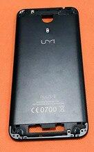 Original caso de proteção da bateria capa para umidigi umi plus e helio p20 fhd 5.5 free frete grátis