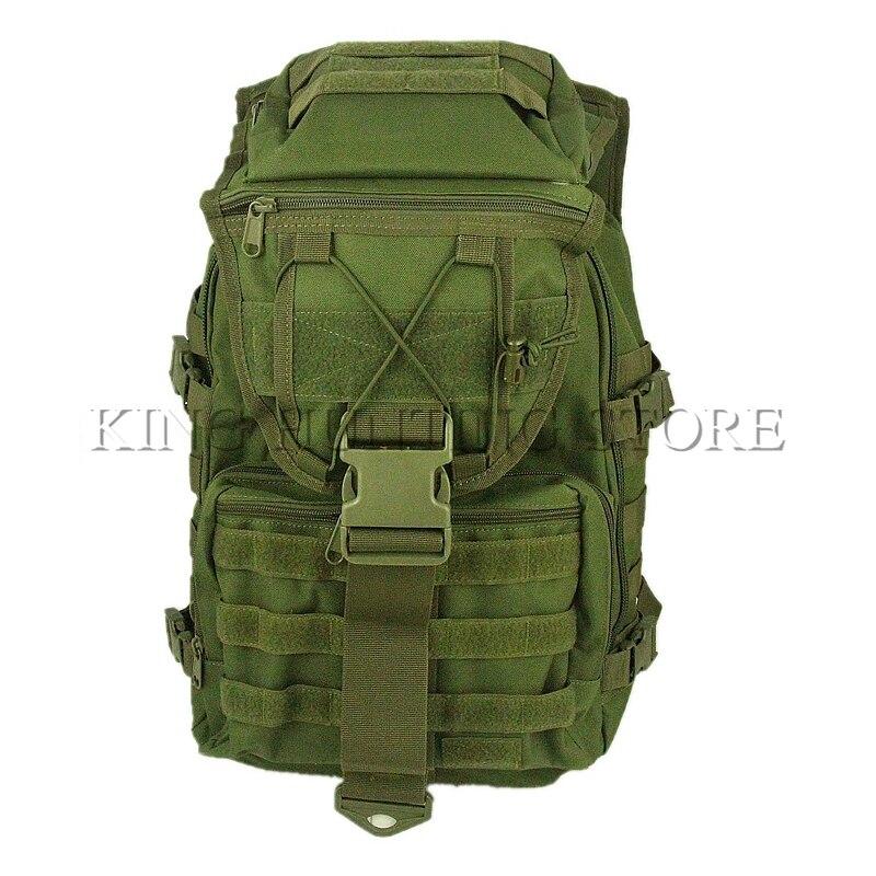 Ourdoor hommes imperméable Molle Trekking sac militaire 3 P tactique sac à dos femmes assaut Cordura sac de chasse sac