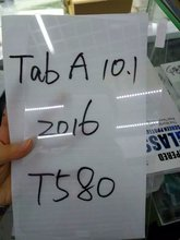 "Para samsung galaxy tab a 10.1 a6 2016 t580 t585 10.1 ""tablet protector de pantalla de cristal templado película protectora"