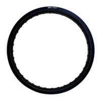 6061 Black White Motorcycle Rim Aviation Aluminum Front Wheel Circle 2 15x19 32 Spoke Hole 215