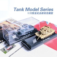 1 72 United States M1A2 Tank Germany Tiger Tank Movable Static Model Collection Decoration Gifts Children