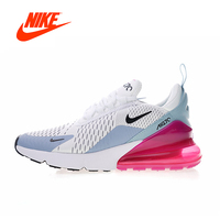 Original New Arrival Authentic NIKE Air Max 270 Women's Breathable Running Shoes Sport Outdoor Sneakers Good Quality AH6789 004
