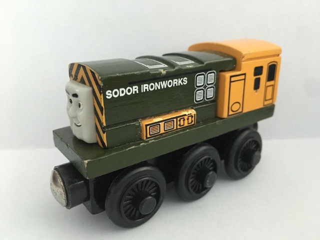 Wooden Thomas Train T072w Iron Arry Thomas And Friends Trackmaster Magnetic Tomas Truck Engine Railway Toys For Boys In Diecasts Toy Vehicles From