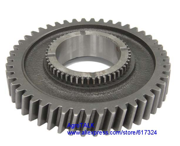 Foton tractor parts, the driven gear PTO low speed , part number: TD800.412D-03 driven to distraction