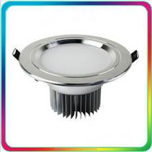 60 шт 5 Вт 7 12 18 30 cob светодиодные светильники с регулируемой