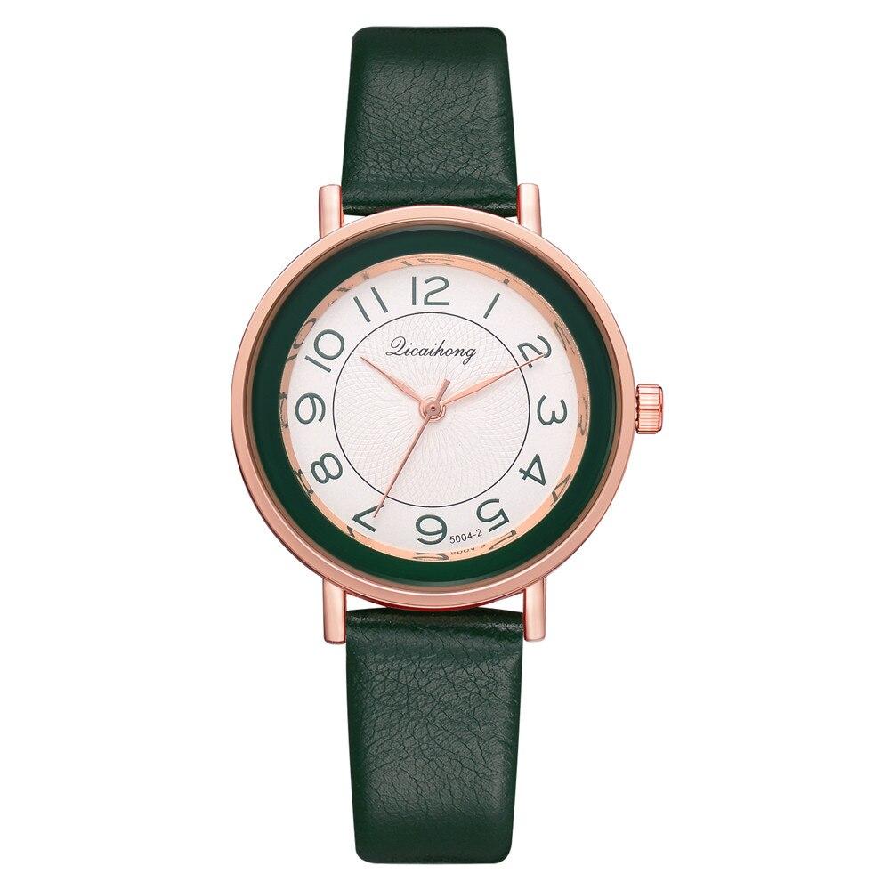 2018 Newly Arrival Rosefield Watches Women Fashion Women Wrist Leather Watch Luxury Quartz stainless steel Watch 11.01