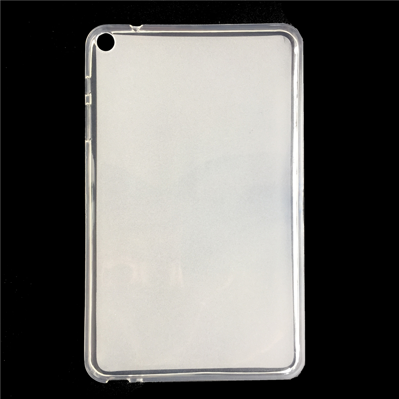 Tablets Transparent TPU Silicone Case Cover For Huawei Mediapad T1 8.0 S8-701U/S8-701W/T1-821W/T1-823L 8.0 Inch