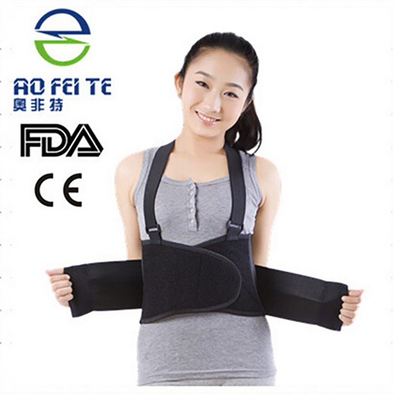 Working Protective Lumbar Back Brace Y002 (2)