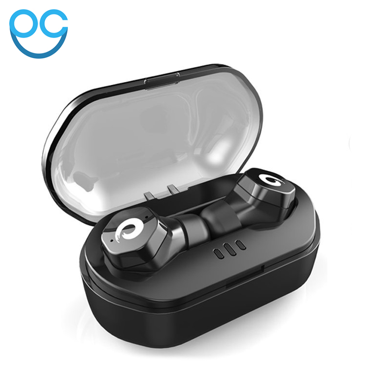 TWS F8 Mini Wireless Bluetooth with Charging Box Headset Ultra Small Sports Running Earbuds Invisible Binaural In-ear Earphone mini tws v5 0 bluetooth earphone port wireless earbuds stereo in ear bluetooth waterproof wireless ear buds headset yz209