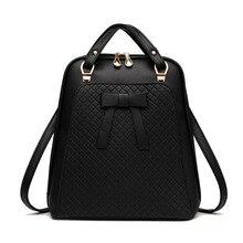 Модные женские туфли мини-рюкзак кожа Рюкзаки Schoo сумки для девочек дамы Многофункциональный рюкзак повседневная женская обувь путешествия рюкзак