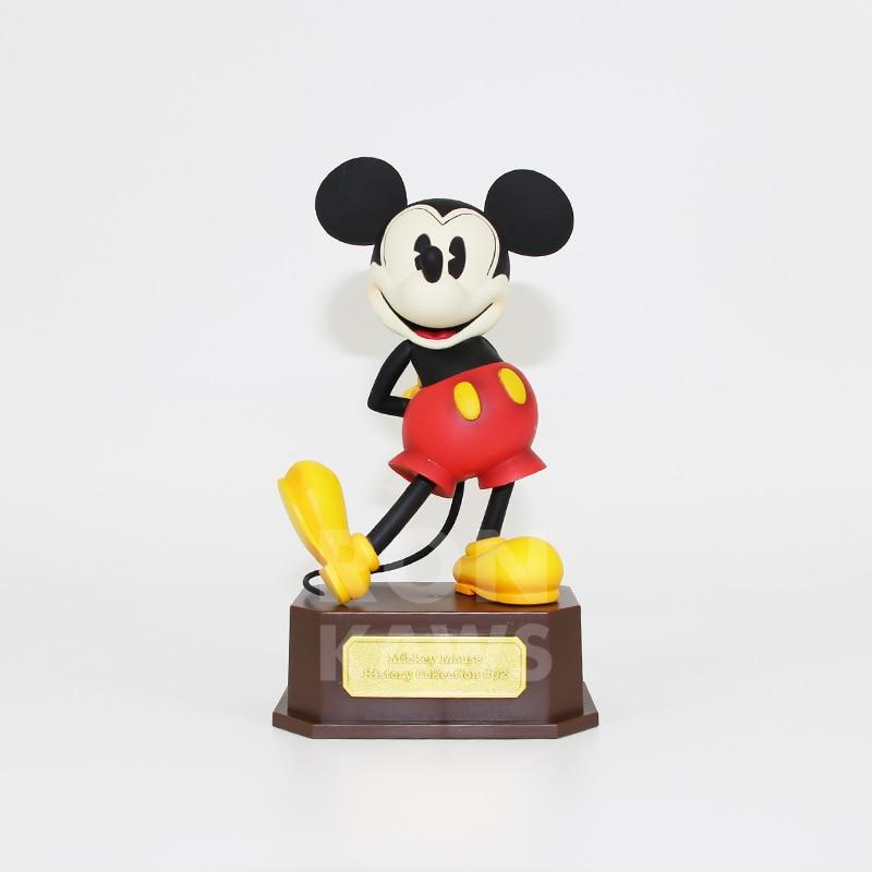 RON KAWS Schöne Mickey Mouse Und Minnie Maus tier Stofftiere ...