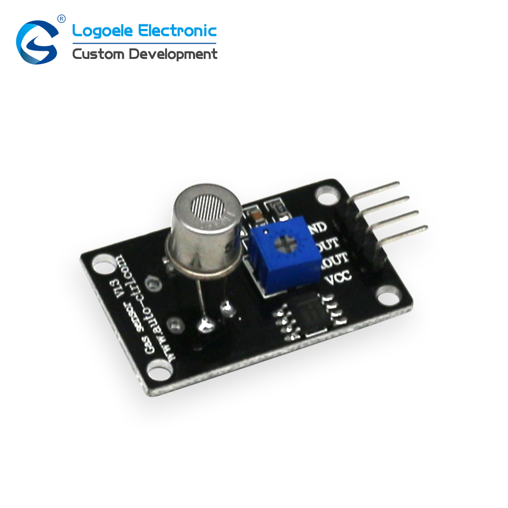 High quality 500-10000ppm Gas sensor module DC 5V methane gas detection TGS2611 natural gas sensor module Free shipping image