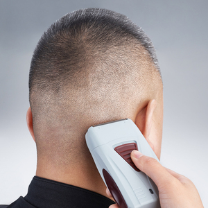 Image 3 - Golarka elektryczna dla mężczyzn Twin Blade profesjonalna akumulatorowa maszynka do golenia Razor USB maszynka do golenia na akumulator trymer fryzjerski