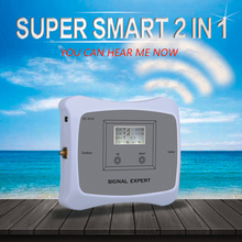 Hot Sale!! 900/2300mhz GSM 2g+LTE Smart dual band GSM 2G+4G LTE mobile signal repeater cell phone signal booster amplifier 2g 4g