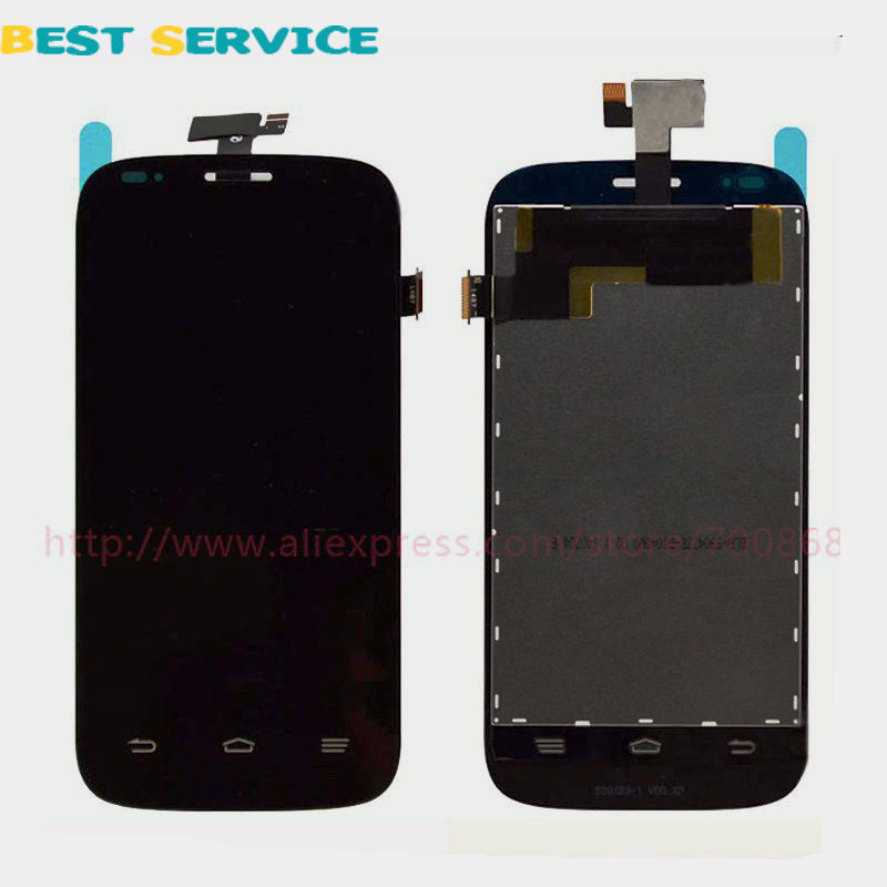 Подробнее о New For ZTE Blade Q Mini LCD Screen Display with Touch Screen Digitizer Assembly Black Free Shipping new for zte b880 lcd display with touch screen digitizer assembly black free shipping