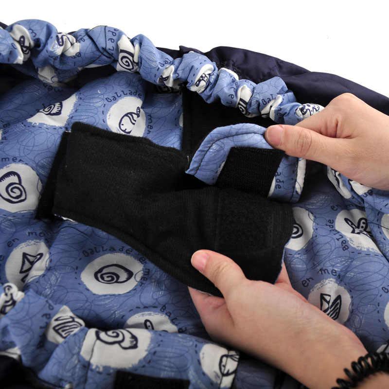 Ergonomiczna chusta do noszenia dzieci torba Wrap plecak przewoźnik noworodek Sling pierścień rozciągliwy Canguru Manduca z przodu z organicznej bawełny Stretch