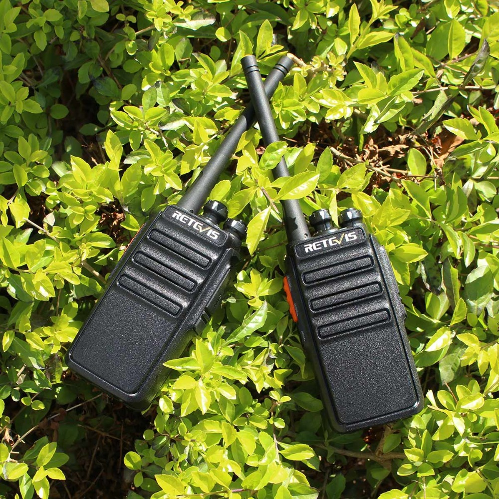 Image 2 - 2pcs Retevis H777S Walkie Talkie Radio 2W FRS UHF Radio Station VOX Scan Two Way Radio Portable HF Transceiver-in Walkie Talkie from Cellphones & Telecommunications