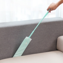 Sweeper broom with the detachable sweeper.