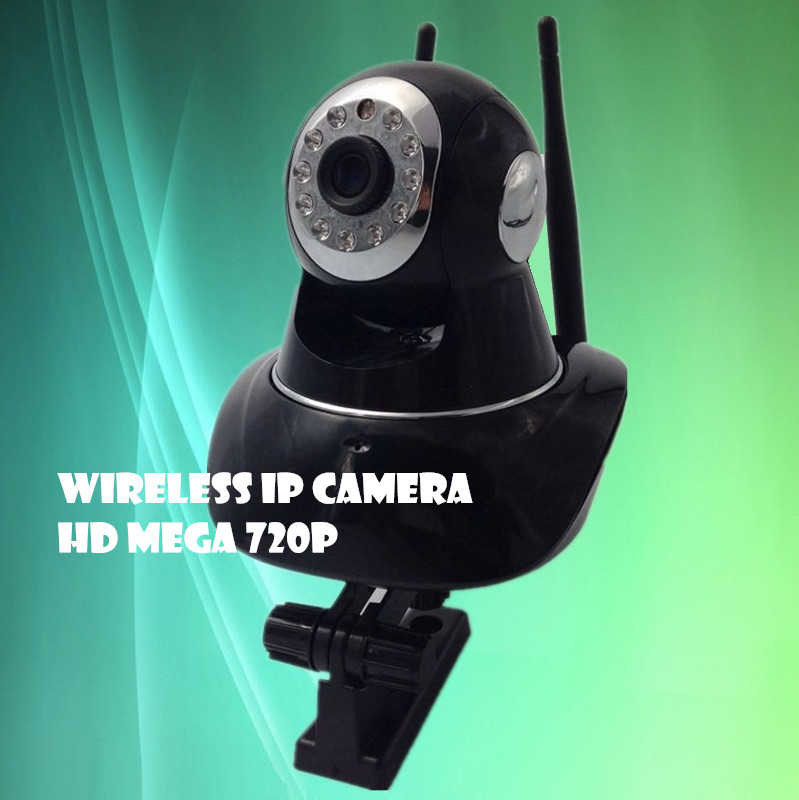 wireless ip camera surveillance video recorder system wifi baby monitor for home Onvif cctv 720P HD