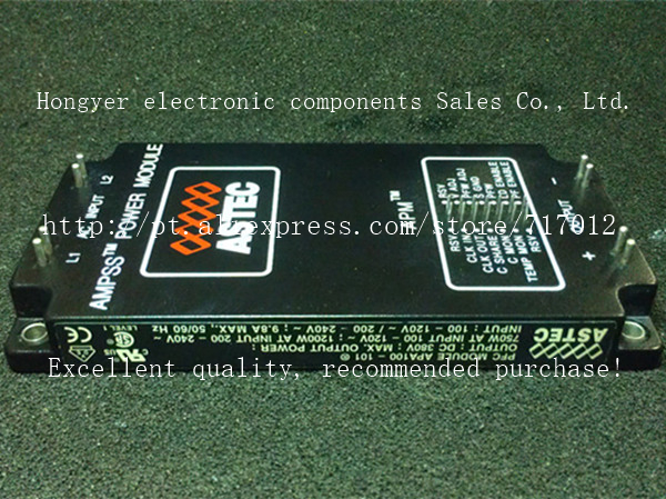 Free Shipping APA100-101 No New(Old components)  PFC: 100/240VAC-380VDC-1200W,Can directly buy or contact the seller