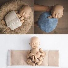 Новорожденный Фотография обёрточная бумага s студия аксессуары для фото в форме ребенка обёрточная бумага ткань Биндер вспомогательные реквизит Регулируемый позирующий пояс