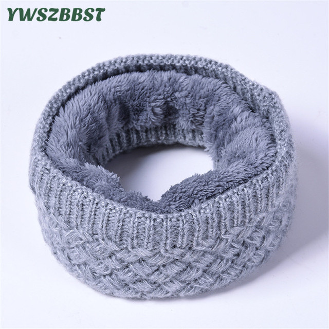 Fashion Autumn Winter Women Crochet Scarf Men Children Baby Scarves