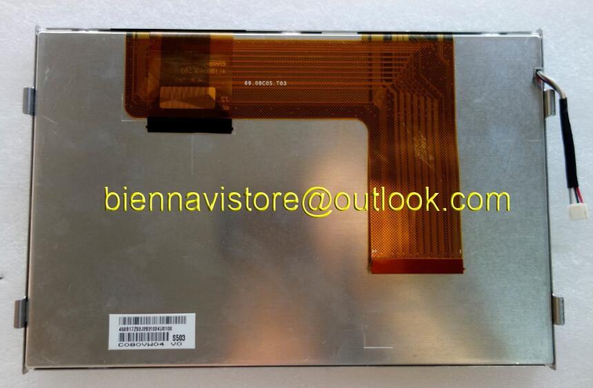 Здесь можно купить  NEW 8inch C080VW04 V0 LCD display monitor with touch screen for Car audio Mercedes BMNW rear seat DVD player  Автомобили и Мотоциклы