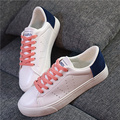 New Arrival 2017 Free Shipping Women Trendy Microfiber Shoe Casual Flats Lacing Outdoor Shoes Size 35-39