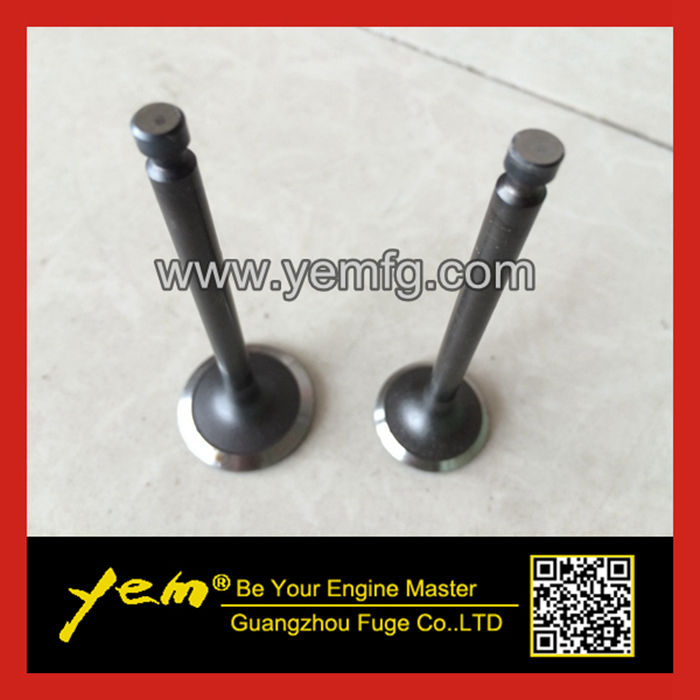 US $30 0 |3TNE68 Engine Valve Train Parts Valve IN & Valve EX For Yanmar  Diesel Engine-in Valve Train from Automobiles & Motorcycles on  Aliexpress com