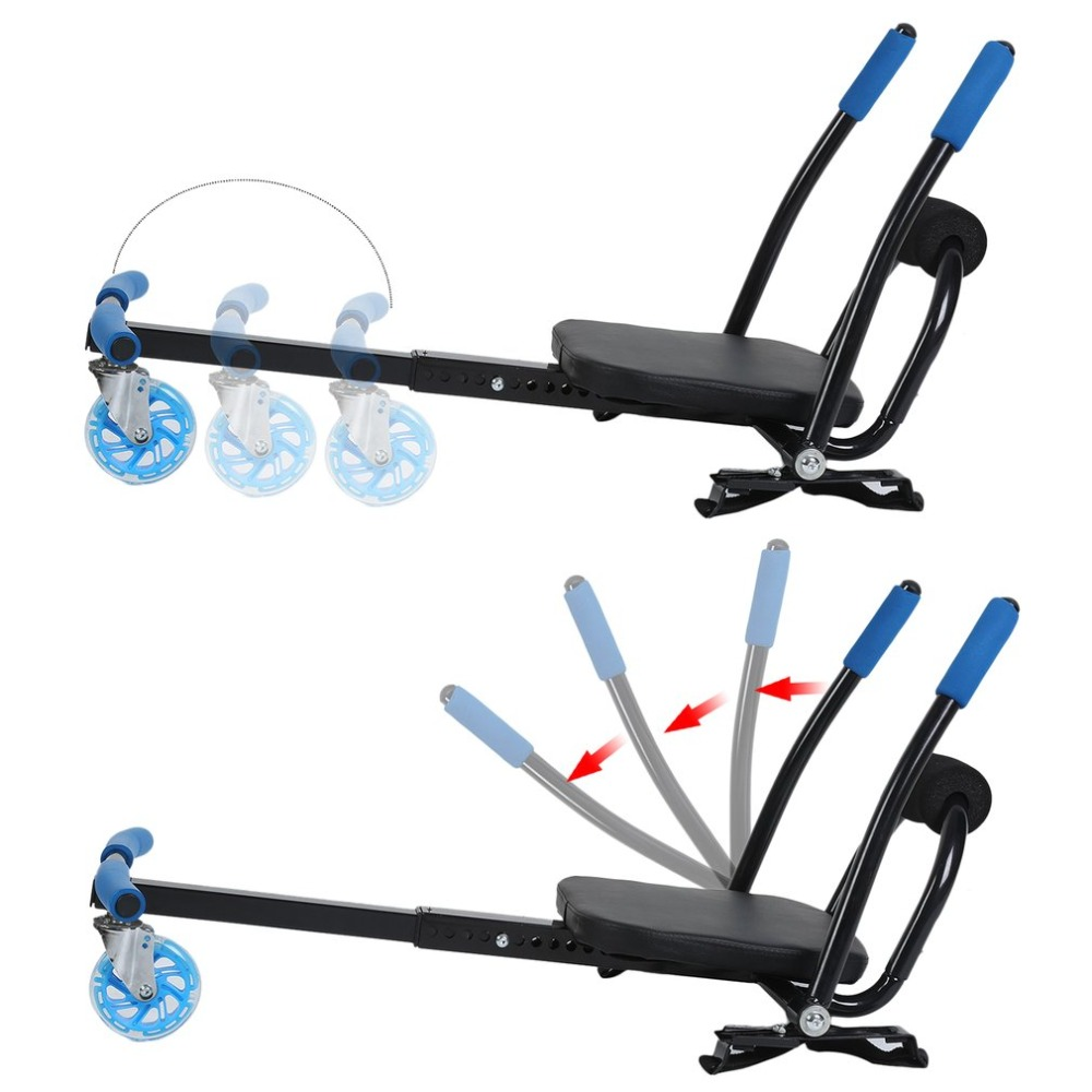 2 Wheel Electric Scooter Self Balance Hoverboard Skateboard Hoverseat Go Kart Hoverkart Safety Walk Car for Hover Board ...