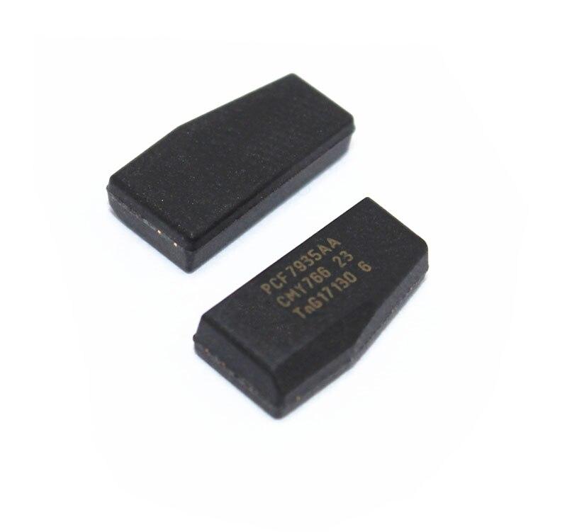PCF7935AA углеродный чип транспондера (PCF7935AS обновленная версия) ID44 пустая