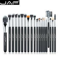 Professional 20 Pcs Makeup Brush Set JAF Brand Cosmetics Foundation Eye Shadow Blending Make Up Beauty