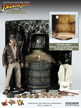 Free Shipping Hot toys 1/6 DX05 Indiana Jones Collectible action Figure new box in stock now
