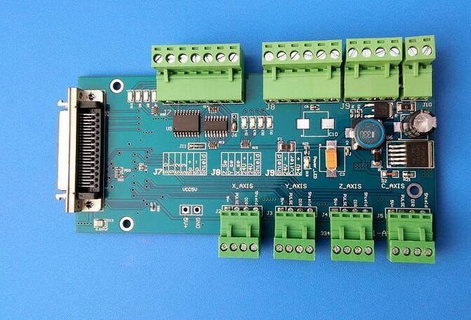 Free shipping DSP Controller 0501 for CNC router CNC Engraver Only connect board wiring board aliexpress com buy free shipping dsp controller, 0501 for cnc