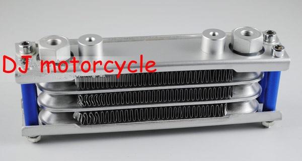 50-140cc bici de aluminio enfriador de aceite de alto rendimiento de aceite del motor horizontal enfriamiento kits Dirt bike motor kits baratos