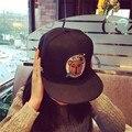 2016 cartoon  patch bone snapback hiphop baseball cap fashion casquette adjustable hat chapeau for women men