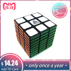 Leadingstar WitEden 3x3x9 Professional Magico Cube 58mm strange-shape Magic Cubes Anti Stress Learning Educational Classic Toys